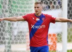 """Gutkovskim uzvaras vārti, """"Rakow"""" nostiprinās Ekstraklases medaļu pozīcijās"""