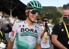 """Neilandam neizdodas tikt atrāvienā, """"Tour de France"""" rītdien smags kalnu etaps"""
