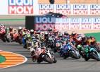 """Pirms jaunās """"MotoGP"""" sezonas sastāvus mainījušas gandrīz visas komandas"""