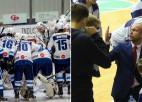 """Covid-19 dēļ pārceltas HS """"Rīga"""" un BK """"Liepāja"""" spēles hokeja un basketbola līgās"""
