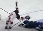 """Video: Bukarta spēka paņēmiens - KHL janvāra """"Top 7"""""""