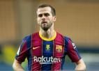 Barselonai pirms kausa pusfināla astoņi savainotie - lazaretē vēl trīs futbolisti