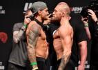 UFC strādā pie Makgregora un Porjē triloģijas cīņas šovasar