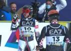 Vīriešiem paralēlajā slalomā par pirmo čempionu kļūst francūzis Fevrs
