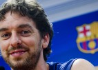"""Šmitam izcils mentors - 40 gadus vecais Gazols tuvojas """"Barcelona"""" rindām"""