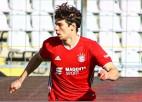 """Minhenes """"Bayern"""" atvadās no Ontužāna un novēl veiksmi turpmākajā karjerā"""