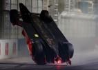 """Video: """"Formula E"""" avārijā mašīna uzlido gaisā un piezemējas otrādi"""