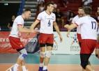Volejbola vīriešu izlase Eiropas Zelta līgas spēles aizvadīs Liepājā