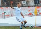 Cigaņikam sestā uzvara pēc kārtas Ukrainā, Maksimenko atgriežas laukumā Slovēnijā