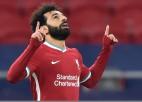 """""""Liverpool"""" nelaiž Salāhu uz Pasaules kausa kvalifikācijas spēli Ēģiptē"""