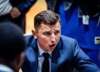 ''Ogre'' pārtrauc sadarbību ar galveno treneri Mazuru, pret ''Tartu'' vadīs Švēde