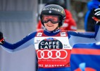 Sievietēm jānoskaidro arī slaloma un nobrauciena kopvērtējuma uzvarētājas