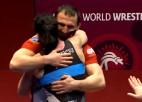 Video: Spraigā cīņā Grigorjeva trešo reizi kvalificējas olimpiskajām spēlēm