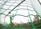 """Video: """"Ventspils"""" un RFS cīnās neizšķirti"""