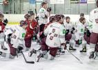 LHF aicina valdību pēc iespējas ātrāk atjaunot hokeja nodarbības iekštelpās
