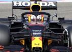 F1 sezonas ievadā Verstapenam izcils lidojošais aplis un uzvara kvalifikācijā