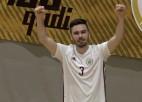 Video: Latvija uzvar Šveici un saglabā izredzes spēlēt Eiropas telpu futbola čempionātā