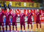 Derēs tikai uzvara: Latvijas valstsvienībai izšķirošā spēle par Eiropas čempionātu