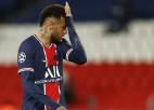 """Neizmantoto momentu vakarā PSG minimāli zaudē, bet izslēdz pērno čempioni """"Bayern"""""""