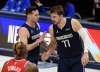 "Dončičs pēc zaudējuma ""76ers"" kritizē NBA ""play-in"" turnīru"