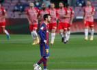 """Kūmanam sarkanā, """"Barcelona"""" zaudē """"Granada"""" un nespēj pakāpties uz 1.vietu"""
