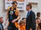 Jaunzemam 24, ''Parnu Sadam'' Igaunijas pirmajā finālspēlē šokē Štelmahera ''Kalev''