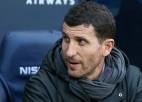 ''Valencia'' pēc zaudējuma ''Barcelona'' atlaiž galveno treneri Grasiju