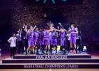 FIBA Čempionu līga turpmāk ''Final8'' organizēs neitrālā vietā