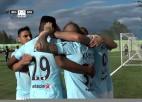 """Video: """"Riga"""" spēles noslēgumā izrauj uzvaru pār """"Spartaks"""" vienību"""