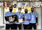 Pirmo reizi Latvijas kērlinga čempionātā uzvar CC Rīga/Trukšāna komanda