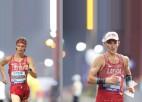 50 km soļotāji Smolonskis un Rumbenieks tikpat kā kvalificējas Tokijas spēlēm