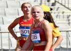 Uzvaras un godalgas Igaunijā arī mūsu junioru un jauniešu sprinteriem
