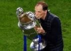 """Čempionu līgā uzvarējušais Tuhels pagarinās līgumu ar """"Chelsea"""""""