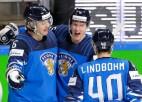 """Somu hokeja eksperts: """"Pārliecības uzlabošanai mums Latvija ir jāuzvar"""""""