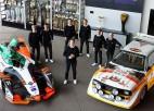 """""""Audi"""" paziņo ļoti spēcīgu sastāvu startam Dakaras rallijā"""