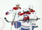 ''Canadiens'' mazākumā izcīna otro uzvaru, ''Golden Knights'' apspēlē Kolorādo