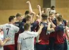 Latvijas izlasei vēl viena neveiksme pret Igauniju, noslēdzot dalību Zelta līgā