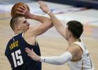 NBA MVP balsojums: Jokičam dominējoša uzvara, Dončičs sestajā vietā