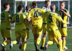 LFF: ''Šī ir skumja diena Latvijas futbolam un bagātajai Ventspils futbola saimei''