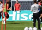 De Breine gūtās traumas dēļ ČL finālā nepalīdzēs Beļģijai spēlē pret Krieviju