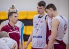 Latvijas U19 izlasei zaudējums lietuviešiem pirmajā pārbaudes spēlē