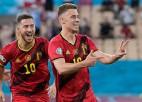 Torgana Azāra uzvaras vārti liek portugāļiem nolikt čempionu pilnvaras
