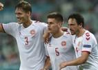 Dānija pirmoreiz kopš 1992. gada spēlēs Eiropas čempionāta pusfinālā
