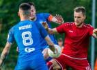 """LFF diskvalificē trīs """"Noah"""" futbolistus un vēršas Valsts policijā"""