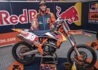 Smagi iedragātas MX2 čempiona Vialles izredzes uz vēl vienu titulu