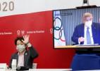 Video: Starptautiskās olimpiskās komitejas prezidents sajauc japāņus un ķīniešus