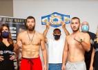 """Šovakar Rīgā """"LNK Fight Night 18"""" cīņu šovā Gorlovs cīnīsies par IBA jostu"""