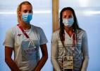 Šodien Tokijā: 3x3 izlase pret Serbiju, olimpiskā debija Maļukai, Graudiņai un Kravčenokai