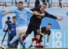 """Rīdziniekus izslēgusī """"Malmö"""" pieveic Džerārda """"Rangers"""", uzvar arī """"Monaco"""""""
