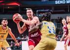 Latvija PK priekškvalifikāciju sāk ar 21:0 izrāvienu un sagrāvi pār Rumāniju